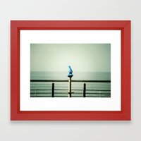 Serie Trui 004 Framed Art Print
