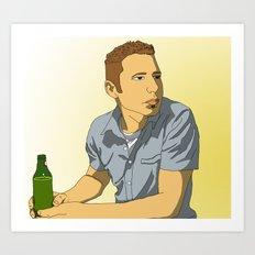 Bryan Art Print