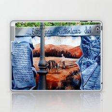 History on the wall @ Rincon Laptop & iPad Skin