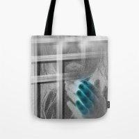 White Noise - Variant II… Tote Bag