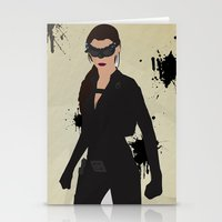 The Dark Knight: Catwoma… Stationery Cards