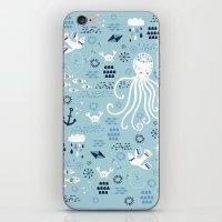 Sea Breeze iPhone & iPod Skin