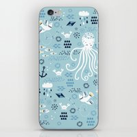 Sea Breeze iPhone & iPod Skin