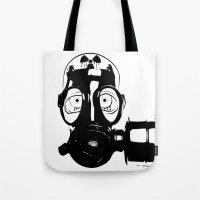 War Tote Bag