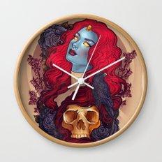 Raven Wall Clock