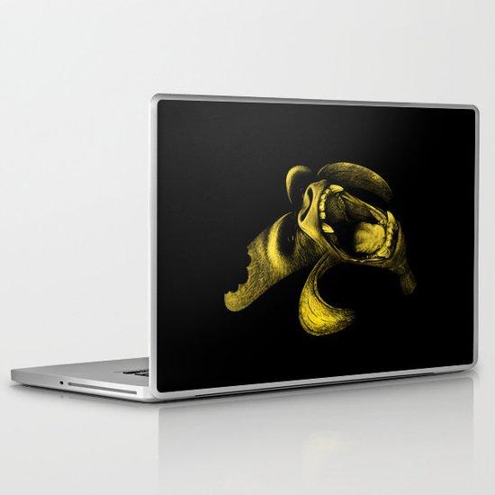 This Sh*t is Bananas Laptop & iPad Skin