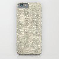 Newsie iPhone 6 Slim Case