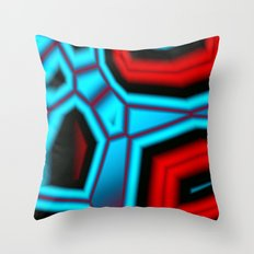 pain 3 Throw Pillow