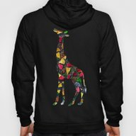 Animal Mosaic - The Gira… Hoody