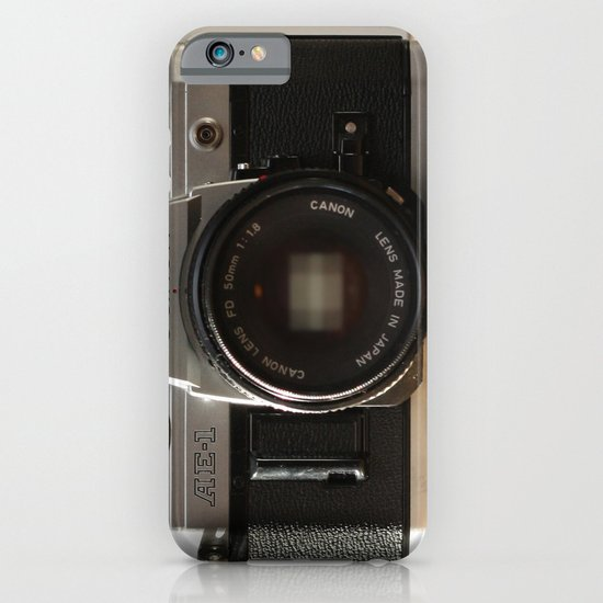 film camera  iPhone & iPod Case