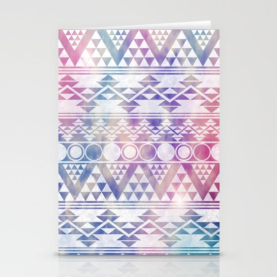 Tribal Spirit Stationery Card