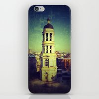 Cathedral At Dawn iPhone & iPod Skin