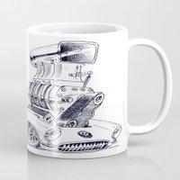 Blown Vette Mug