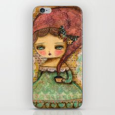 The Queen Marie Antoinette iPhone & iPod Skin