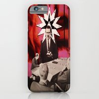 iPhone & iPod Case featuring White Collar Witchery by oldsilverwargun