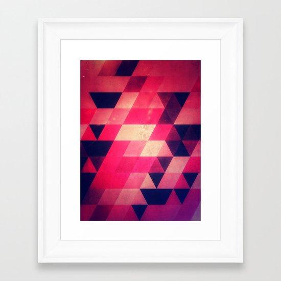 ryds Framed Art Print