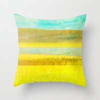 Lomo No.9 Throw Pillow