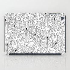 Little Escher's Building… iPad Case