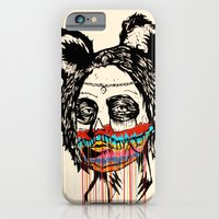 iPhone & iPod Case featuring Wonderdam Girl  by Vasco Vicente