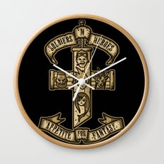 Appetite For Fantasy Wall Clock