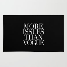VOGUE {ISSUES} Rug