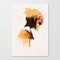 Canvas Print featuring Stardust* by  Maʁϟ