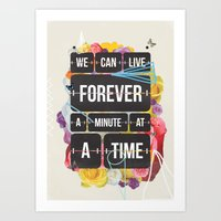 Time Of Your Life Art Print