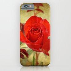 Textured Rose iPhone 6 Slim Case