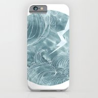 The Wave In A Bubble iPhone 6 Slim Case