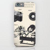Camera Patent 1963 iPhone 6 Slim Case