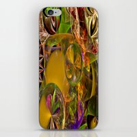 Of Diatoms And Parallel … iPhone & iPod Skin