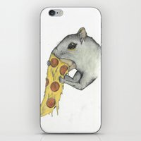 He knows iPhone & iPod Skin