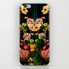 Garden III iPhone & iPod Skin