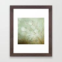 Delightful Dreams  Framed Art Print