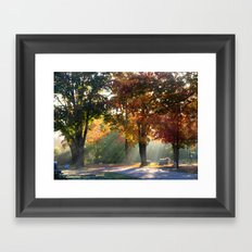 Serene Harrison Framed Art Print
