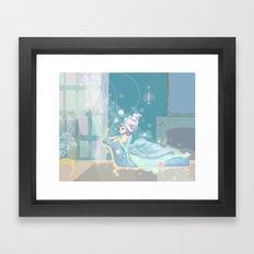 Queen Marie Antoinette - France Framed Art Print