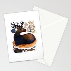 The Elk  Stationery Cards