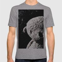 Palin Portrait Mens Fitted Tee Athletic Grey SMALL