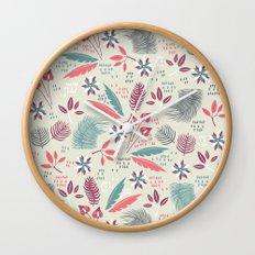Forest Twilight  Wall Clock