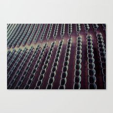 Wrigley Field Stadium Seats 3 Canvas Print