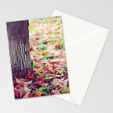 Autumn is a second Spring where every leaf is a flower Stationery Cards