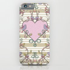 Vintage Summer Love iPhone 6 Slim Case