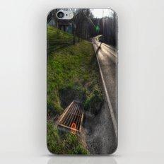 Down the road iPhone & iPod Skin