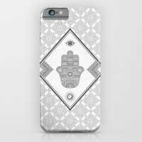 A Blessing (Glitter Grey) iPhone 6 Slim Case