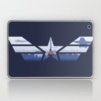 The Captain (Stars And S… Laptop & iPad Skin