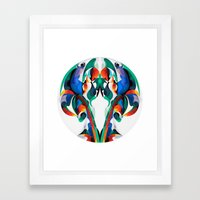 Know Everything Framed Art Print
