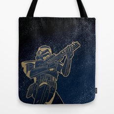Star Wars Gold Edition Tote Bag