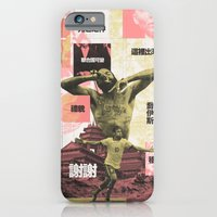 iPhone & iPod Case featuring Prince Yama Appears Courtesy of the Honorable Reverend Joyce Musselman Shutt, 1937 by Young Weirdos Guild