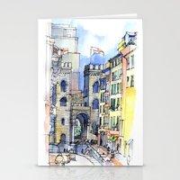 Porta Soprana Stationery Cards