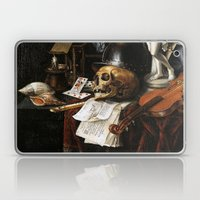 Vintage Vanitas- Still L… Laptop & iPad Skin